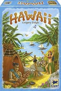 ボードゲーム ハワイ