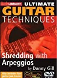 echange, troc Ultimate Guitar Techniques - Shredding With Arpeggios [Import anglais]