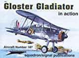 Image of Gloster Gladiator in action - Aircraft No. 187