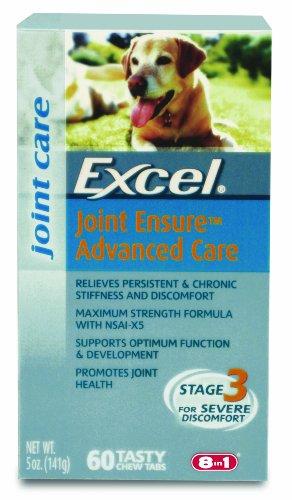 United Pet Group Eio D/C P-N78013 Excel Joint Ensure - Advanced Care 60 Count