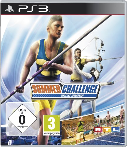 SUMMER CHALLENGE - ATHLETICS TOURNAMENT [IMPORT ALLEMAND] [JEU PS3]