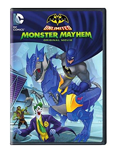 Batman Unlimited: Monster Mayhem at Gotham City Store
