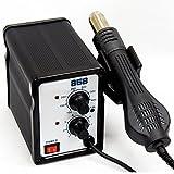 BAKU BK-858A SMD Brushless Heat Gun Hot Air Rework Station with Stand 110V 700W