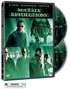 The Matrix Revolutions (Widescreen) (2 Discs)