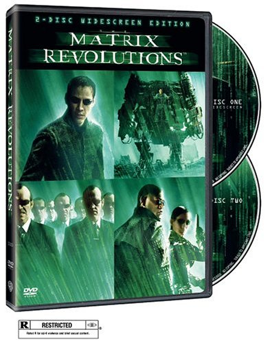 Cover art for  The Matrix Revolutions (Two-Disc Widescreen Edition)