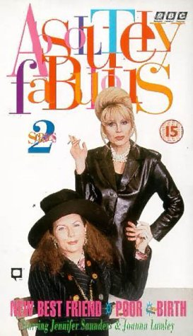 Absolutely Fabulous Series 2 – New Best Friend