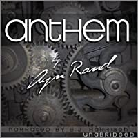 Anthem audio book