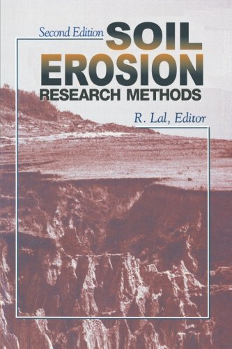Soil Erosion Research Methods (Soil And Water Conservation compare prices)