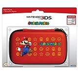 Nintendo 3DS スーパーマリオハードポーチ - レッド  並行輸入品