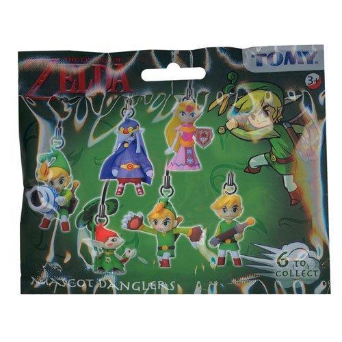 The Legend of Zelda The Legend of Zelda Danglers Pack - 1