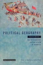 Political Geography World economy Nation state and Locality by Colin Flint
