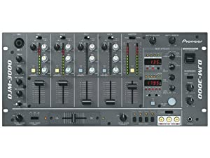 Pioneer Djm-3000 Professional Dj Mixer