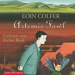 Artemis Fowl (Artemis Fowl 1) Audiobook