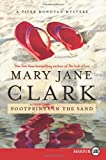 Footprints in the Sand LP: A Piper Donovan Mystery (Piper Donovan/Wedding Cake Mysteries) (0062222821) by Clark, Mary Jane