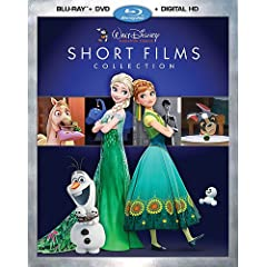 Walt Disney Animation Studios Short Films Collection on Blu-ray and Digital HD in August