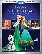 Walt Disney Animation Studios Short Films Collection [Blu-ray] (Bilingual)