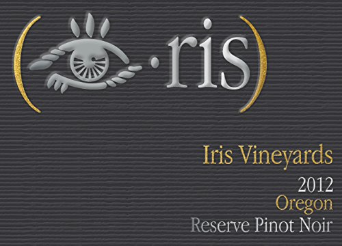 2012 Iris Vineyards Oregon Reserve Pinot Noir 750 Ml
