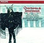 Overtures & Intermezzi by Gioacchino Rossini