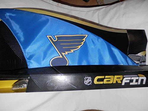 NHL BLUES Car Fin