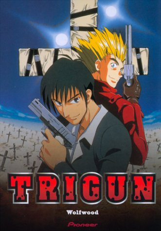Trigun 3: Wolfwood [DVD] [Region 1] [US Import] [NTSC]