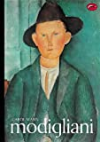 Modigliani (World of Art) (0500201765) by Mann, Carol