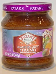 Major Grey\'s Mango Chutney, 12 oz