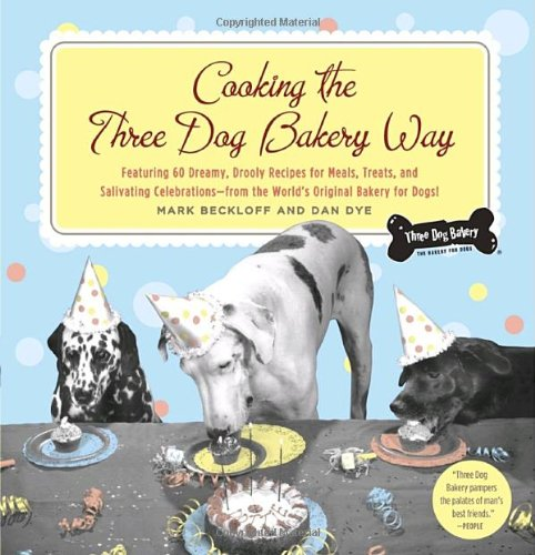 Cooking The Three Dog Bakery Way front-858195