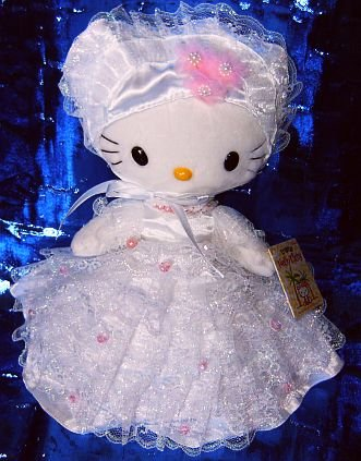 "newly tagged ""stuffed animal"". sponsored links: Hello Kitty in White"