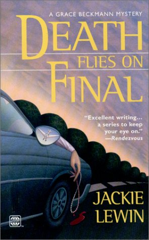 Death Flies On Final (Wwl Mystery), Lewin