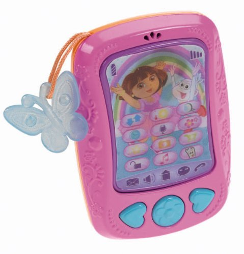 Dora the Explorer Adventure Cell Phone - 1