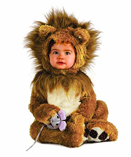 Rubie's IT885172-18/24 - Leoncino Costume, Super Baby, Taglia 18/24 Mesi