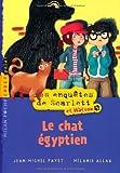 """Afficher """"Le Chat égyptien"""""""