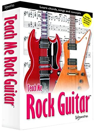 Teach Me Rock Guitar