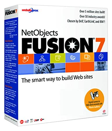 NetObjects Fusion 7