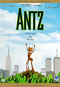 Cover of &quot;Antz&quot;
