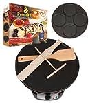 Perfect Crepe Maker and Pancake Maker...