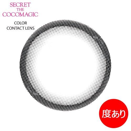 SECRET THE COCOMAGIC シークレットサークルブラック0.50 14.0