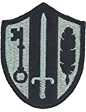 US Army Reserve Readiness Command ACU Patch - Foliage Green