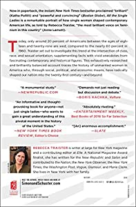 All the Single Ladies: Unmarried Women and the Rise of an Independent Nation by Simon & Schuster