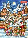 Santa's Here Chocolate Advent Calendar