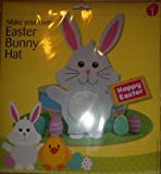 Easter Collection Make Your Own Easter Bonnet - Fun and Easy to Make Rabbit Hat
