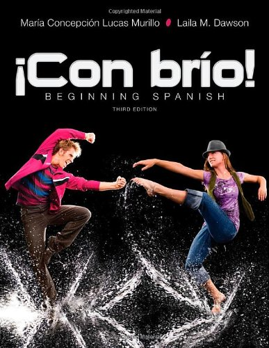 ?Con Br?O!: Beginning Spanish (Spanish Edition)