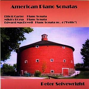 American Piano Sonatas