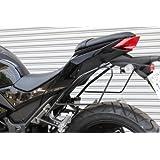プロト(PLOT) サドルバッグサポート スチール ブラック塗装 Ninja250 [JBK-EX250L](13) PSD748