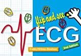 img - for Flip and See ECG, 2e 2nd Edition by Cohn RN MS NP ACNP DNSc CEN EMT-CC, Elizabeth Gross, G (2002) Spiral-bound book / textbook / text book