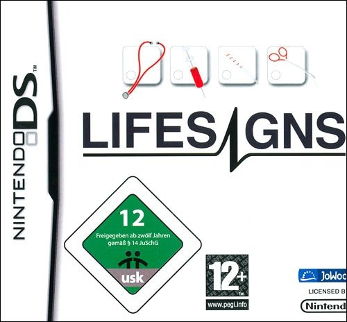 Life Signs: Hospital Affairs  (Nintendo DS)