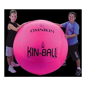 Buy Omnikin 48in Pink Kin-Ball by Omnikin