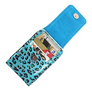 DooDa PU Leather Pouch Case Cover With Magnetic Closure For Panasonic T9