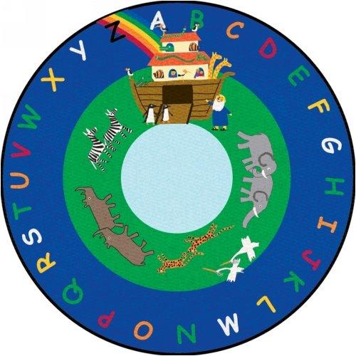 Learning Rug: Buy Preschool Toys: Learning Carpets Noah's Ark Rug