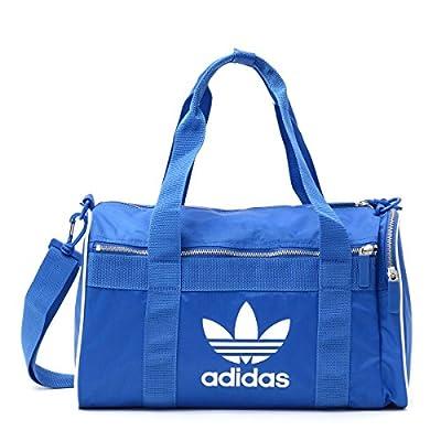 [アディダス オリジナルス]Adidas Originals ダッフル Ac Duffle M 2wayボストンバッグ Ekf57 ブルーバードDh4322